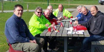 vergadering jeugvissen 2018 grasduinen
