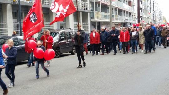 1 mei stoet oostende 2017 met Alain Lynneel (5)