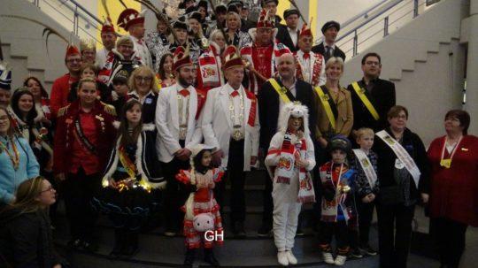 ontvangs carnaval bredene 2020 8